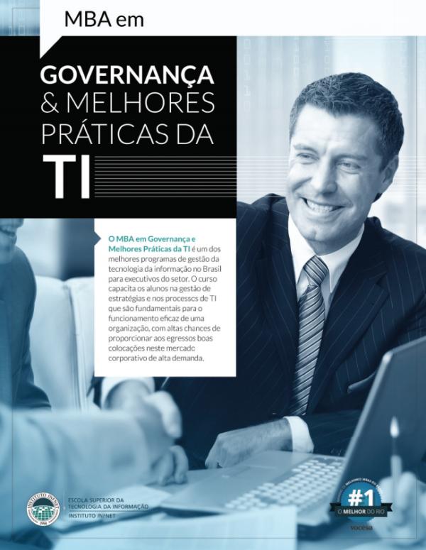 MBA em Governança e Melhores Práticas da TI