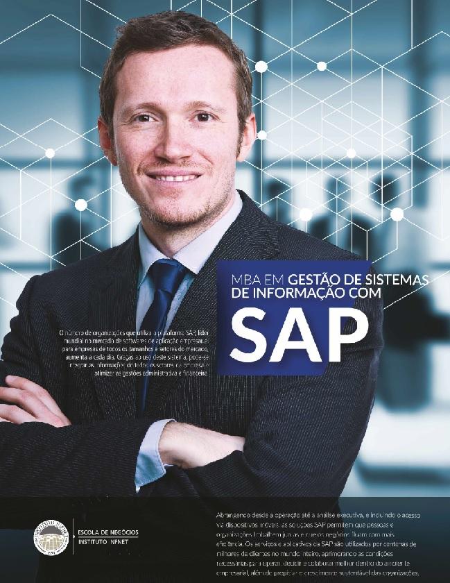 MBA Gestão de Sistemas de Informação com SAP