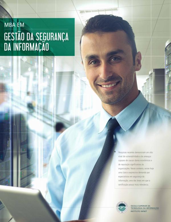 MBA em Gestão da Segurança da Informação
