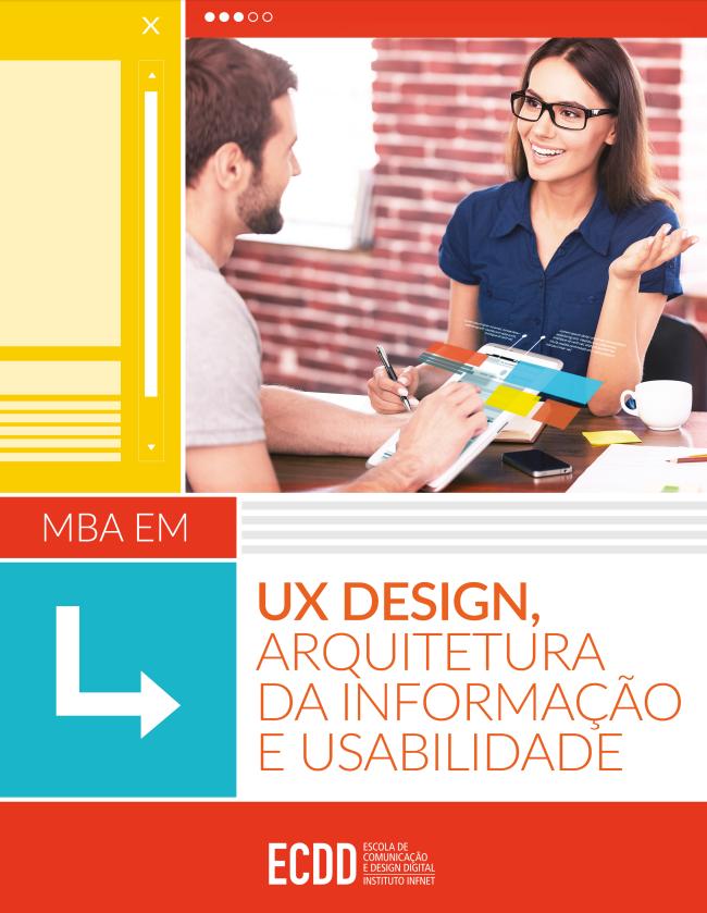 MBA em UX Design, Arquitetura da Informação e Usabilidade