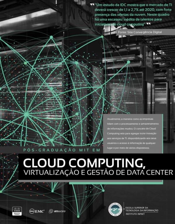 Pós-Graduação MIT em Cloud Computing
