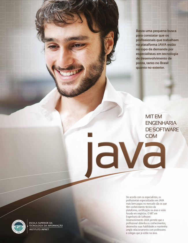 Pós MIT em Engenharia de Software com Java