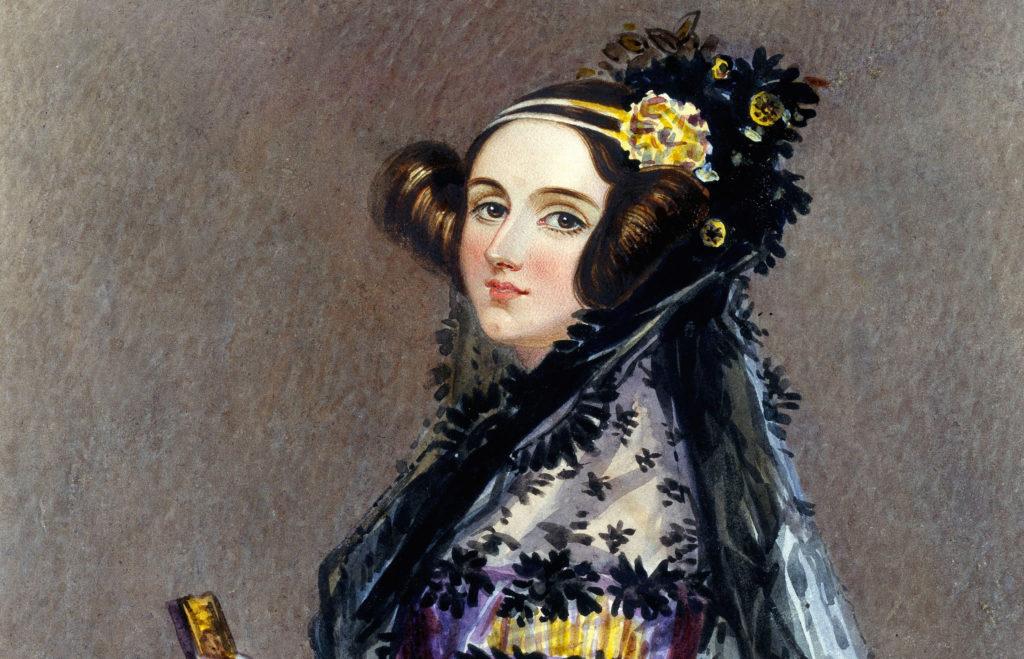 Da série mulheres na tecnologia: Ada Lovelace entendeu que computadores podiam ir além de cálculos.