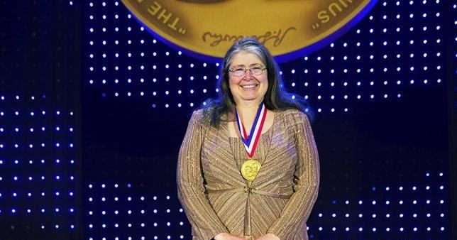 Da série mulheres na tecnologia: Radia Perlman é conhecida como a Mãe da Internet