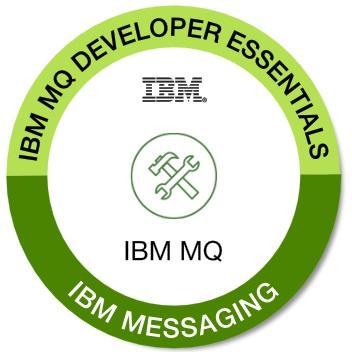 Selo que representa o IBM badge.